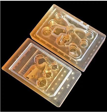 开放式微流控系统